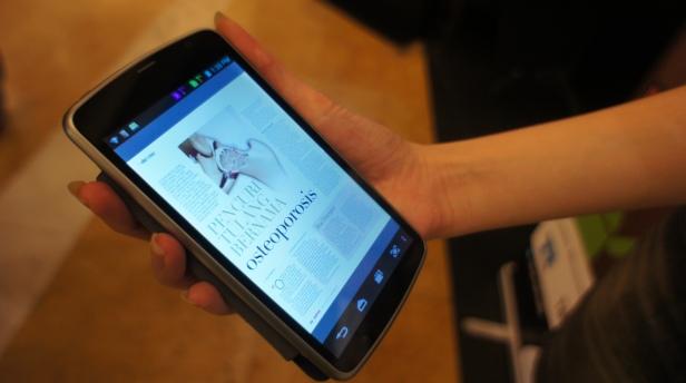 Membaca dan membeli e-zine atau e-books kini menjadi aktivitas yang biasa.
