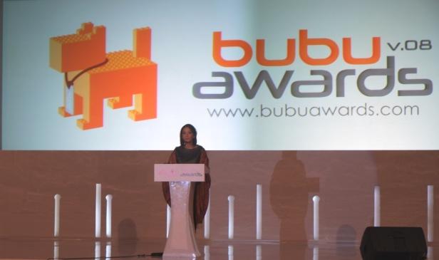 Bubu Awards - Shinta Dhanuwardoyo