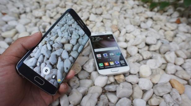 Samsung Galaxy S6 dan S6 Edge