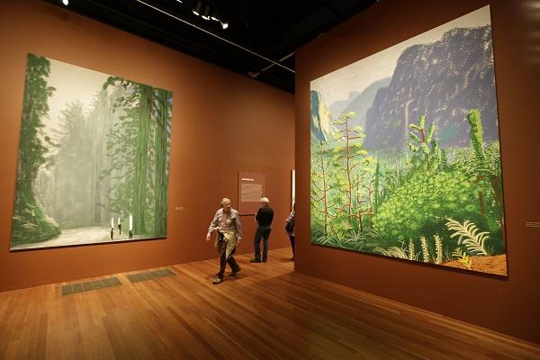 Hockney's iPad Art