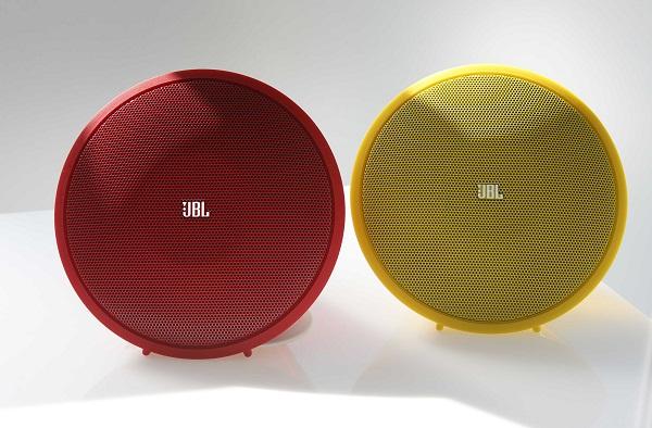 Desain wireless stereo speaker JBL Spark yang dibanderol seharga USD129 itu sangat nyentrik. Sekilas, bentuknya seperti silinder. Warna-warnanya pun mencolok, seperti oranye yang menyala. Speaker yang telah dibekali koneksi bluetooth ini juga diklaim mampu memberikan suara yang tajam dan renyah, serta memiliki kontur bass kaya.