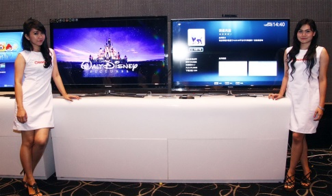 Smart TV adalah langkah logis berikutnya dalam teknologi televisi, karena menggabungkan komputer dan akses Internet. Vendor seperti Changhong yang menghadirkan Smart TV dengan harga lebih terjangkau, akan mendorong teknologi ini ke pasar mainstream.