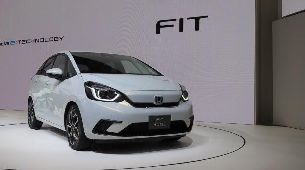 Honda Fit 2020412